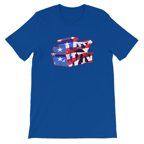 Patriotic Jawny Jawn T-Shirt