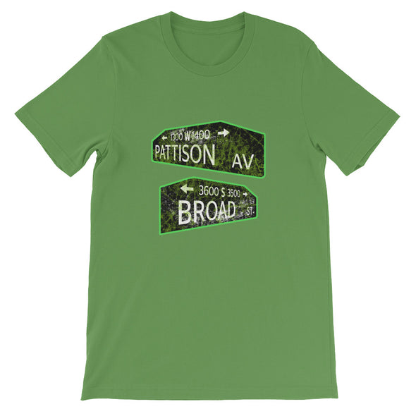 Green Crossroads T-Shirt