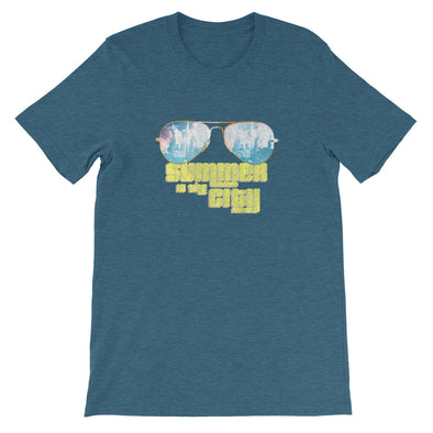 Summer In the City Unisex T-Shirt