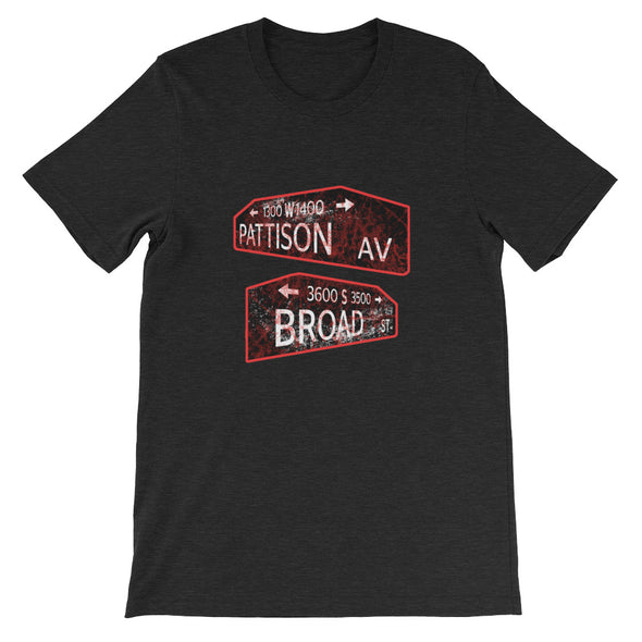 Red Crossroads T-Shirt
