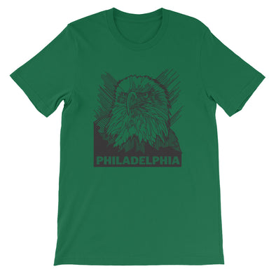 Philly Habit Eagle Unisex T-Shirt