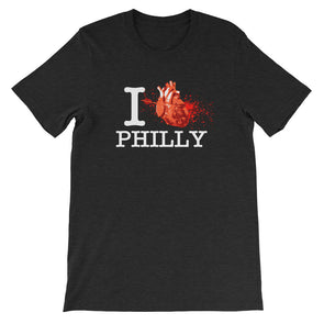 I Love Philly Unisex T-Shirt