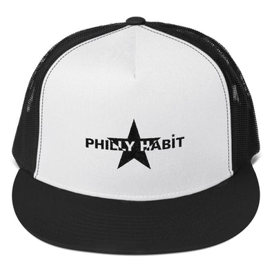Philly Habit Branded Trucker Cap