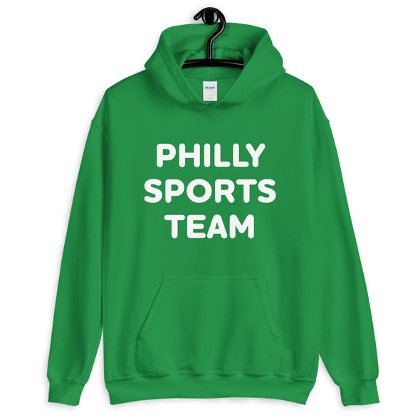 Philly Sports Team Hoodie