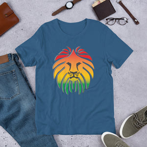 Short-Sleeve Unisex Rasta T-Shirt