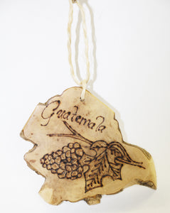 Guatemala Ornament
