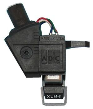 ADC Integra ST XLM II cartridge mounted on headshell (out of stock)