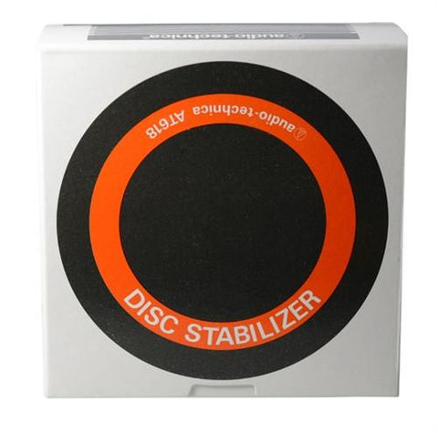 GENUINE Audio Technica AT618A Disc Stabilizer for Turntable