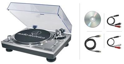 Audio-Technica AT-LP120-USB AT-LP120USB turntable w/ ATP-2 cartridge