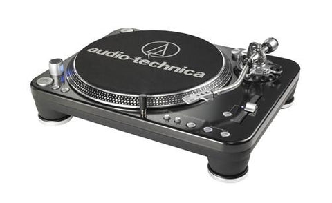 Audio-Technica AT-LP1240-USB Turntable with USB and RCA Connect