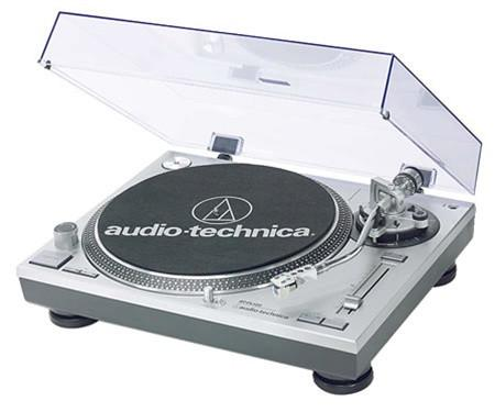 Audio-Technica AT-PL120 ATPL120 Turntable (sold out, deactivated)