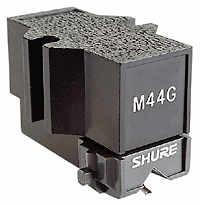 Shure M-44G M 44G M44G phono cartridge
