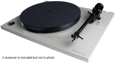 Rega RP1 turntable in Titanium - Free US mainland Ground S&H