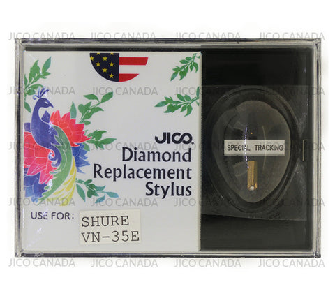 Jico replacement stylus for Shure V15 Type III cartridge