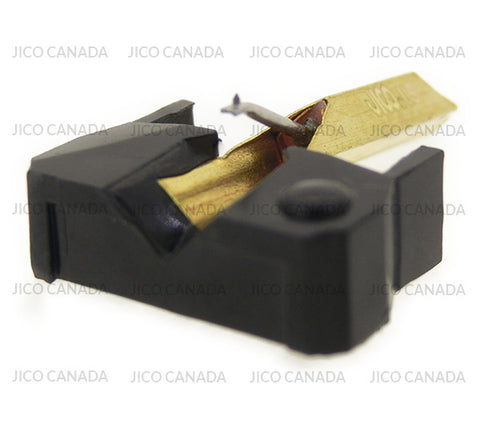 JICO replacement stylus for Shure M75E-P20 Type 2 cartridge