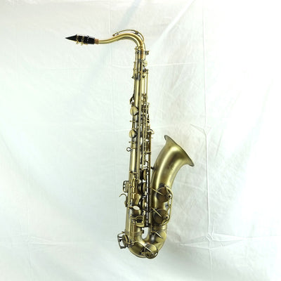 Used Sax Tenor Gold Brushed - Lupifaro - RMusik