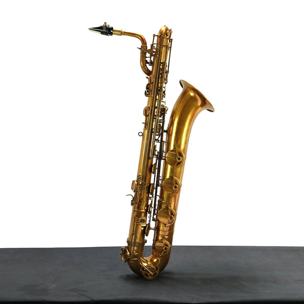 "Sax Baritone Gold Traditional ""Old Series"" - Lupifaro - RMusik"