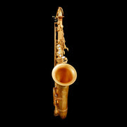 Sax Tenor Gold Vintage Bronze Finish - Lupifaro - RMusik