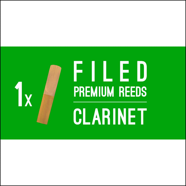 Clarinet Filed - by Lupifaro - RMusik