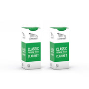 "Clarinet Reeds - Classic ""Filed Cut"" - Bundle Pack - 10x - Lupifaro - RMusik"