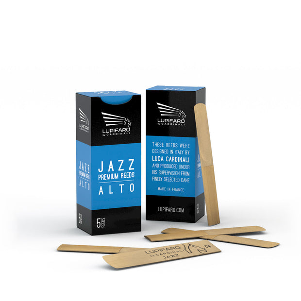 "Alto Reeds - Jazz ""Unfiled Cut"" - Bundle Pack - 10x - Lupifaro - RMusik"