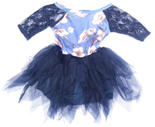 Load image into Gallery viewer, Jocelyn Dress - Navy Floral
