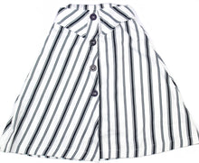 Load image into Gallery viewer, Bridget Skirt and Crop Top - Stripes