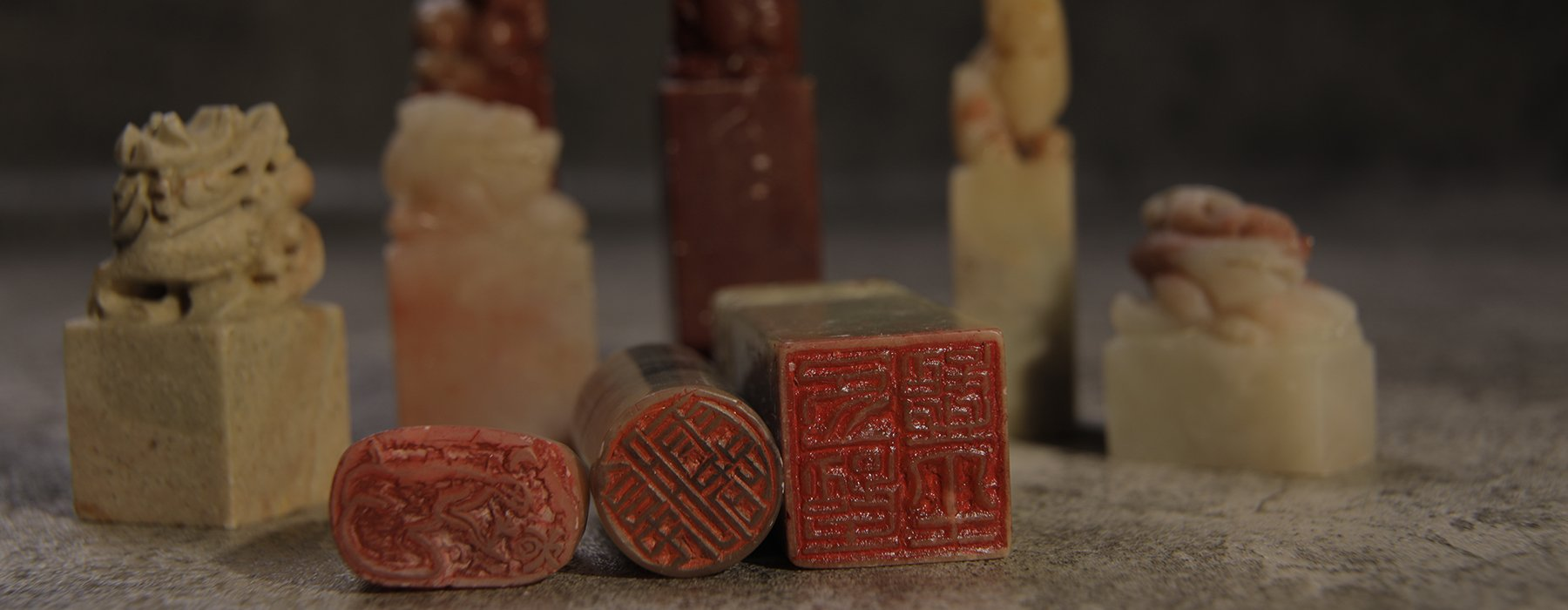 Seal Stones & Carving