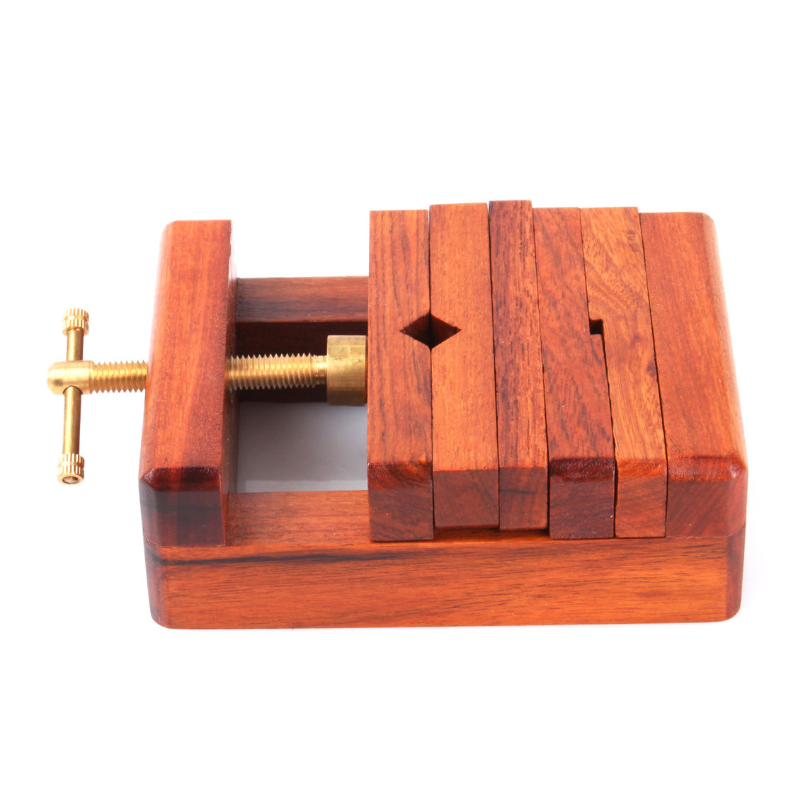 this rectangular wooden chinese seal carving stand is super handy for you to learn or practice chinese seal / chop carving