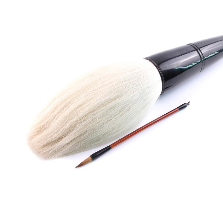 Big Canvas Super Large Horse Hair Artist Brush