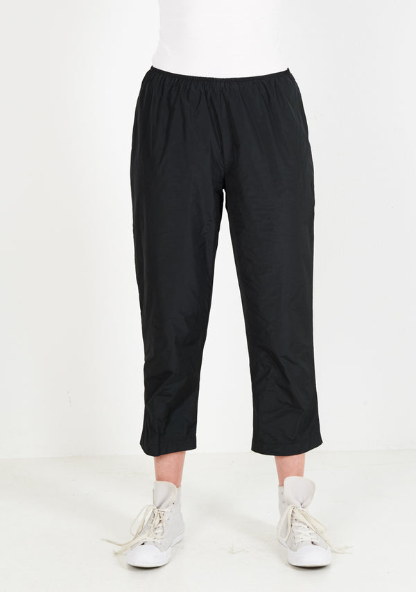 Capri Pants, black