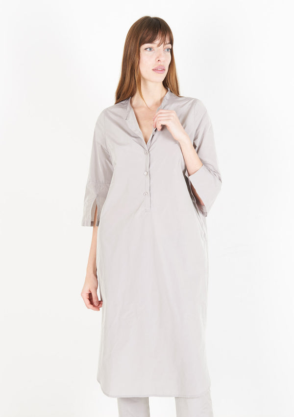 Kaftan dress, mauve