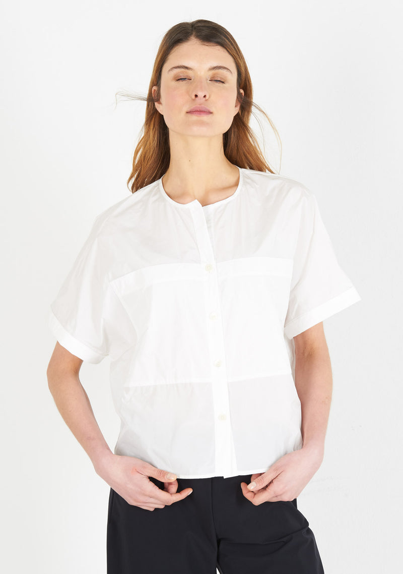Pocket Shirt, white