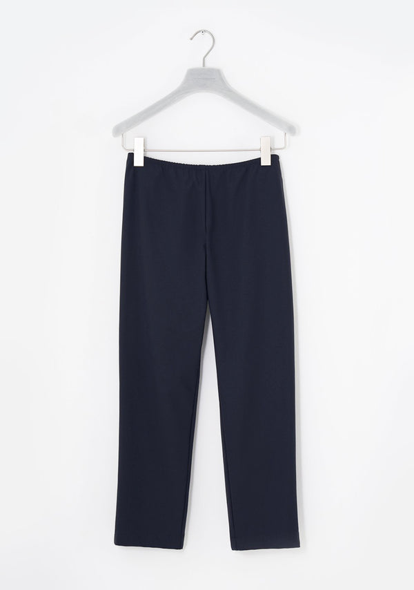 Stretch Pants slim, dreiviertel, Winterpure, night