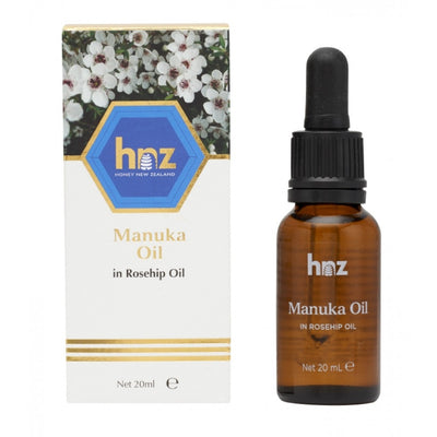 HNZ Manuka Oil with Rosehip Oil 20ml