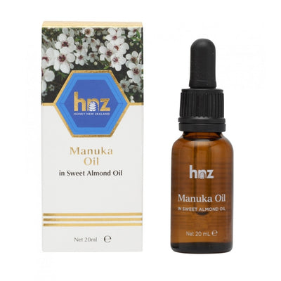 HNZ Manuka Oil with Sweet Almond Oil 20ml