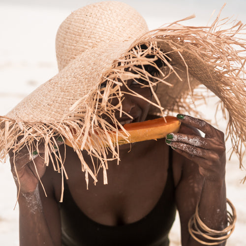 Island People Hat - Sand