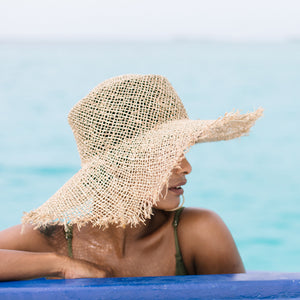 Island People Hat - Salt
