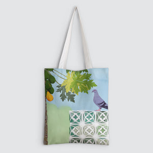 Concrete Jungle [Day] Tote