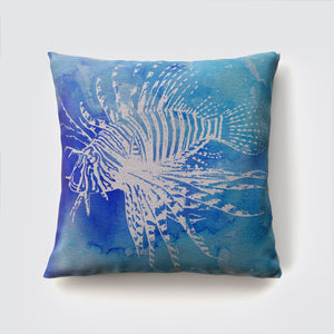 Lionfish Cushion