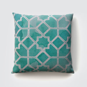Jaali Cushion