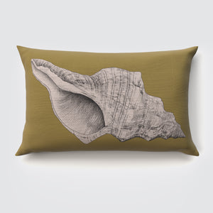 Conch Cushion Landscape