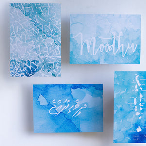 Postcards - Noo Series