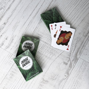 Dhivehi Radhun - Playing Cards