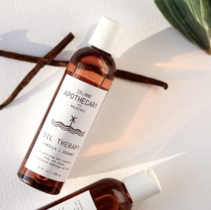 Island Apothecary | Vanilla Oil Therapy