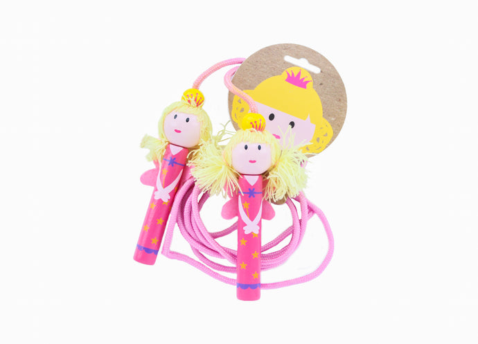 Fairy Princess skipping rope