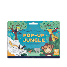 Create your own pop-up jungle