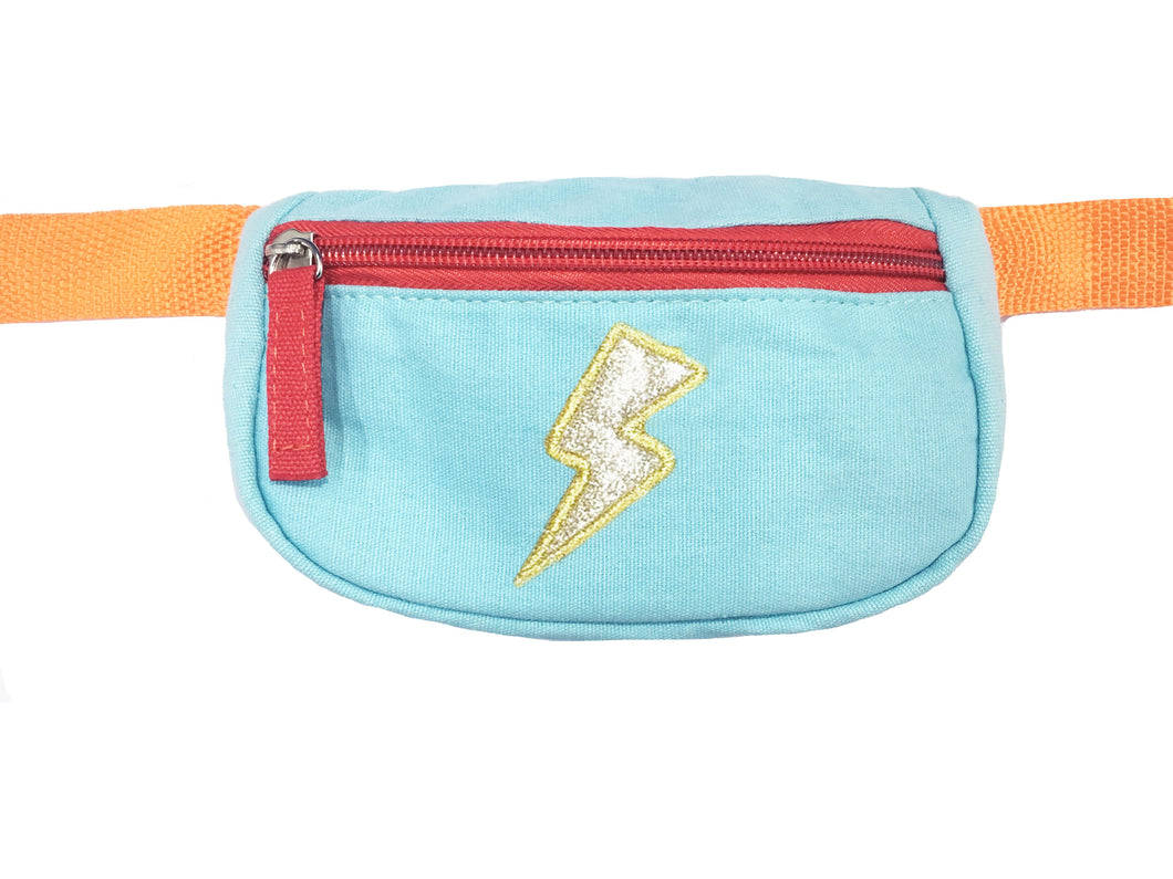 Lightning Flash Bum Bag
