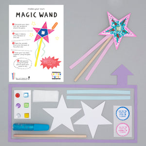 Make your own magic wand
