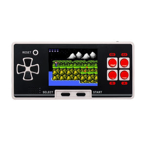 Classic handheld game player